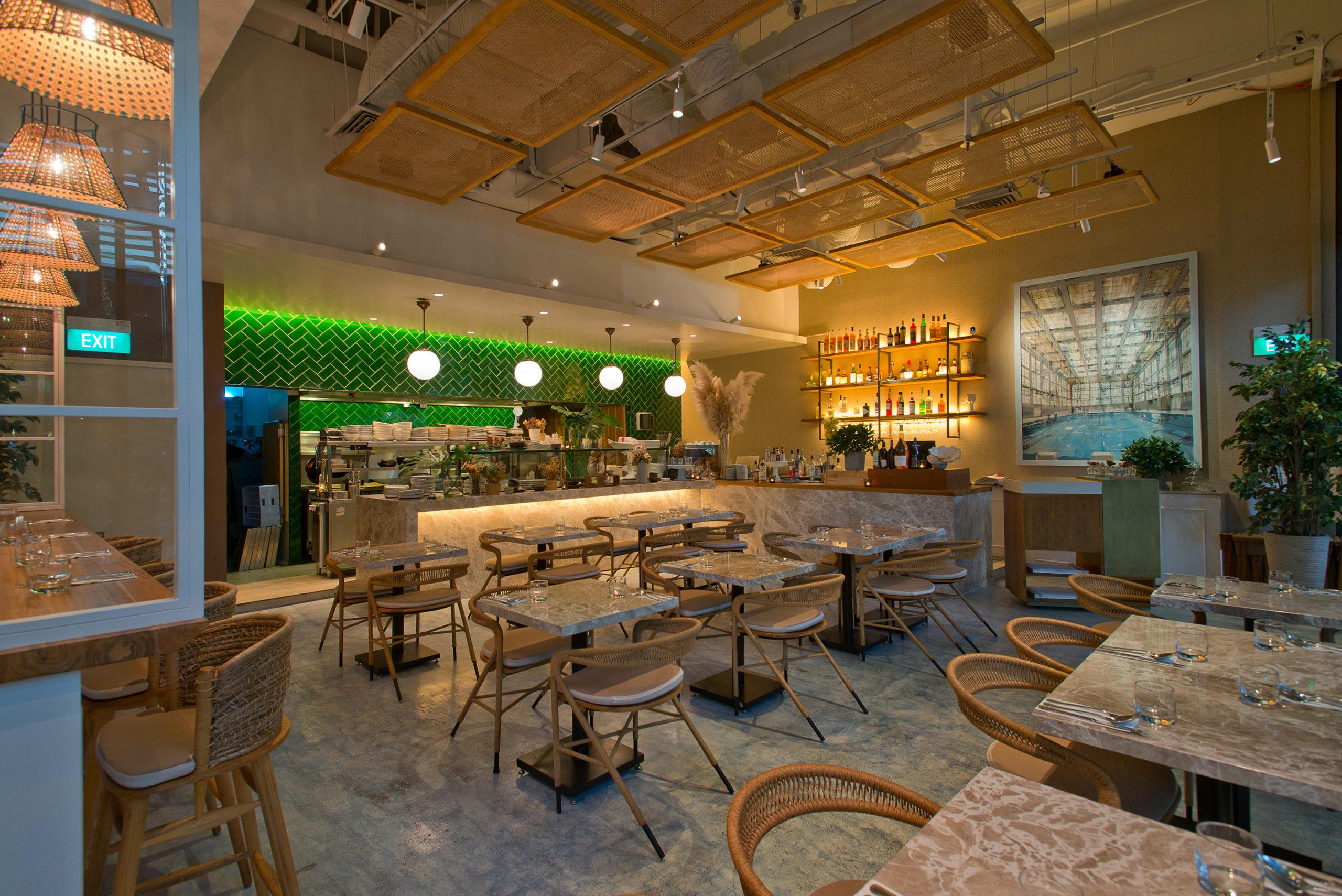 Classy Restaurant in Singapore