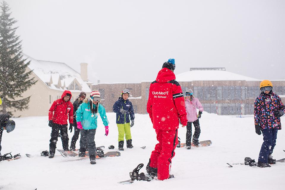 Club Med Ski School