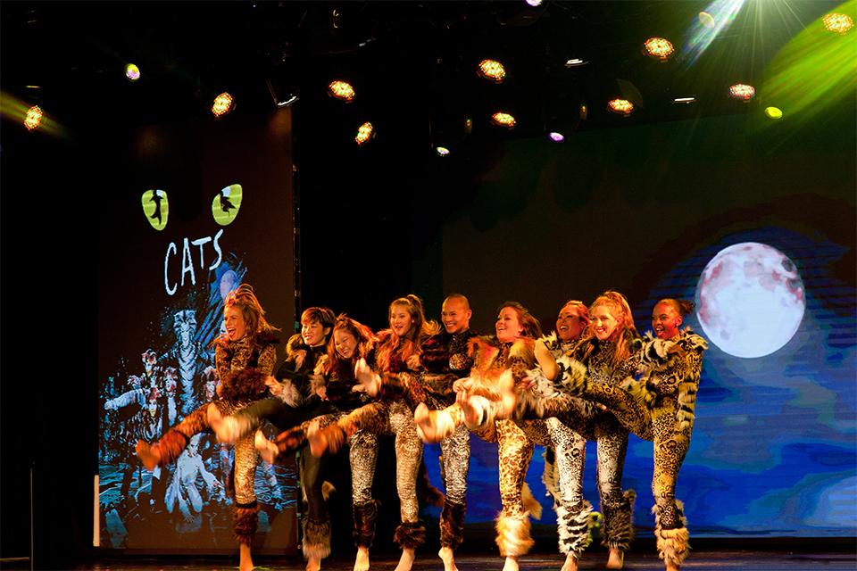 Dancing Group Stills